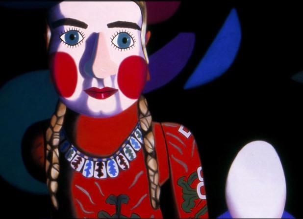 """Epiphany, 2012 Soft Pastel on Sandpaper 38"""" x 58"""""""